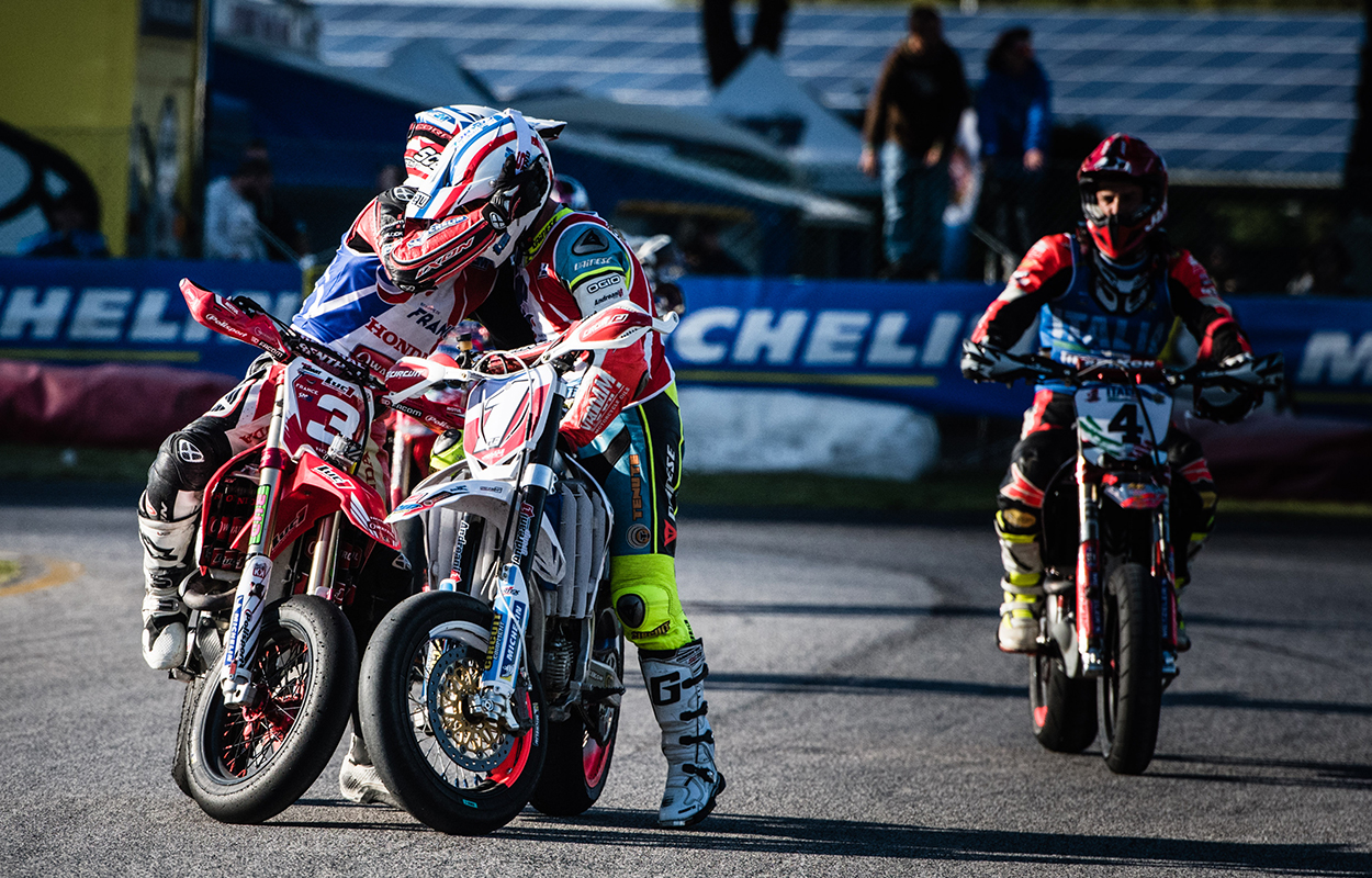 Supermoto des Nations 2015