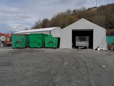 Sortering av søppel på anlegg i Bergen.png