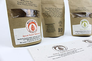 dwri letterpress printing on hemp paper, packaging design by Designer151 Studios, RI.