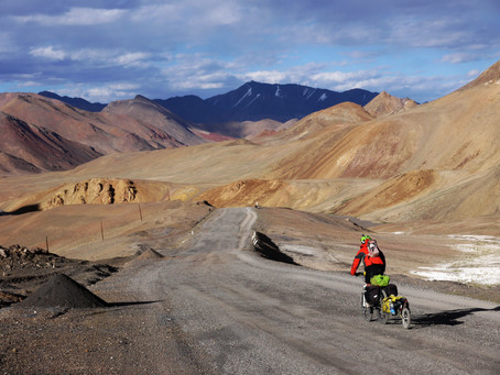 Beginner Guide: How to get started with cycling touring?