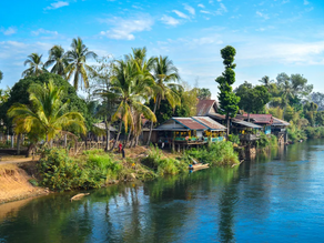 How to visit the 4000 islands in Laos ?