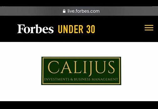 CALIJUS MARCO CALIGNANO FORBES