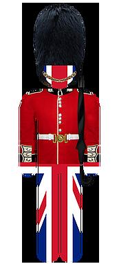Mr Queen's Guard