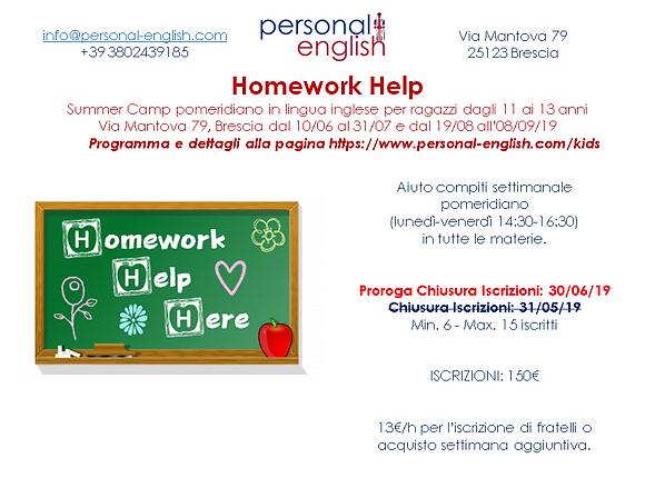 Personal English - Brescia - Education - Lezioni di inglese