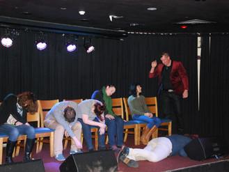 Comedy Hypnotist Sydney - Stage Comedy Hypnosis Show