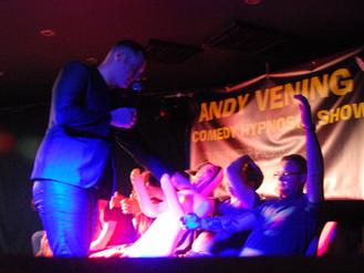 Comedy Hypnotist - Stage Hypnosis Show Sydney