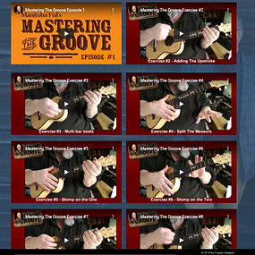 Mastering The Groove
