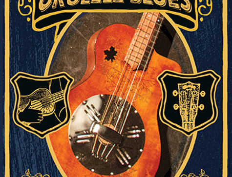 Ukulele Blues Method Book