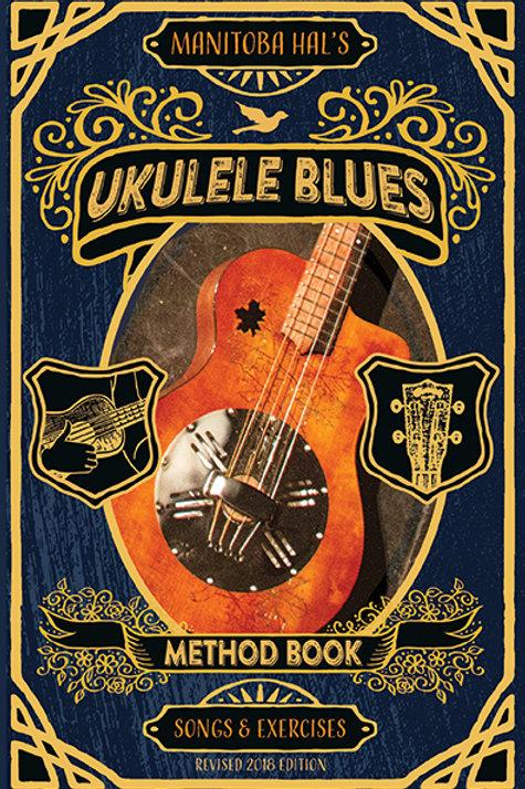 Ukulele Blues Method Book