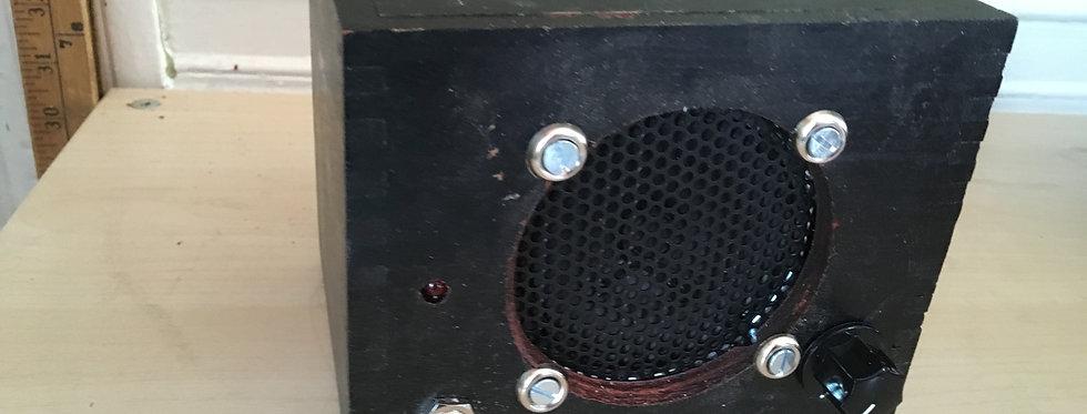 Desktop Cigar Box Amp