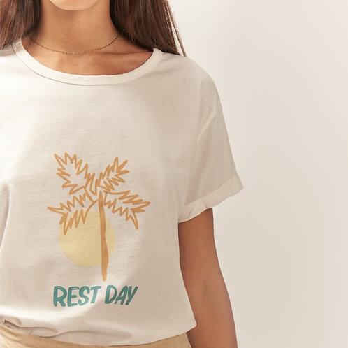 T-shirt en coton biologique PICCONIA
