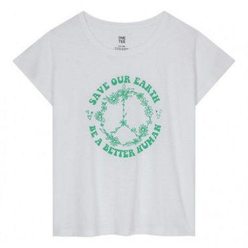 "T-Shirt en coton bio ""Greta"""