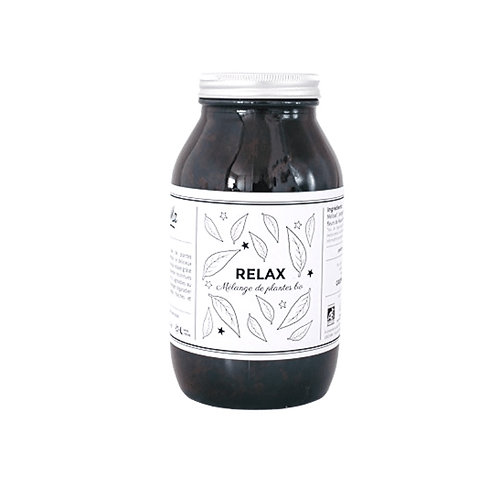 Mama Relax, mélange de plantes bio
