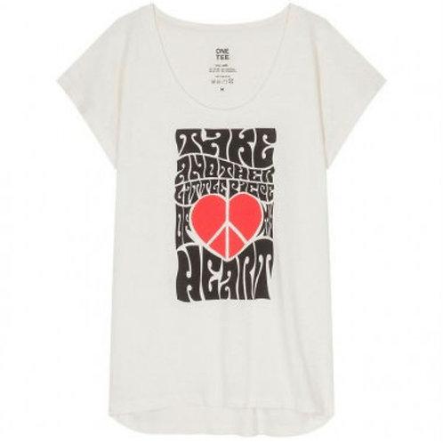 "T-Shirt en coton bio ""Zenelon"""