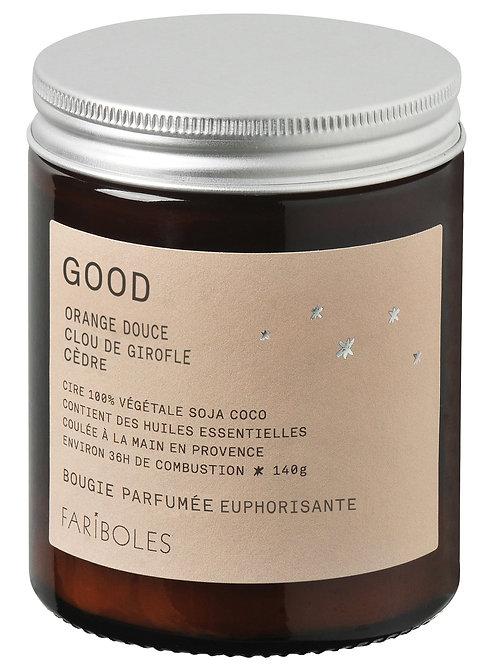 Bougie Good 140g