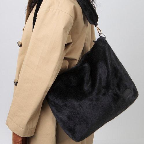 Sac shopping Kara noir