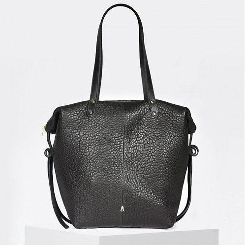 Grand Sac Doudou Bubble Noir