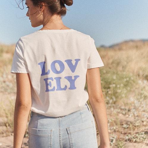 T-shirt en coton biologique GOMERAE