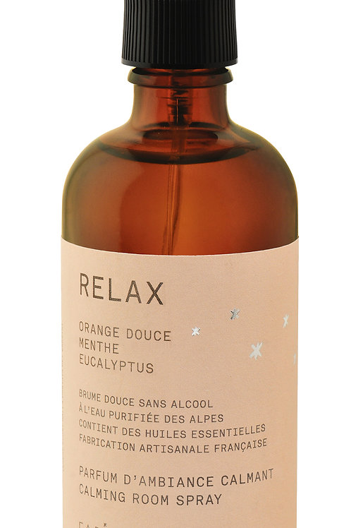 Parfum d'ambiance relax