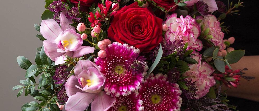 Blushing Romance