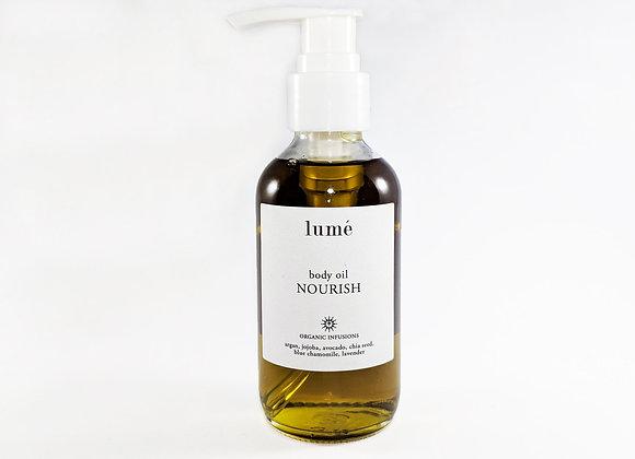nourish  | body oil