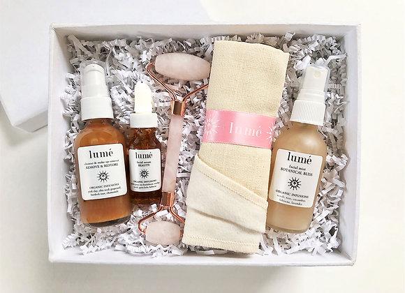 facial restoring beauty box | beauty set
