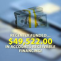 RGV Texas Manufacturer Account Receivable Financing