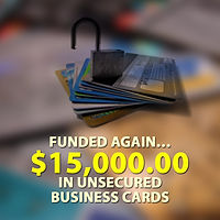 Unsecured Business Cards RGV Texas