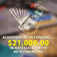 401K Financing RGV Texas