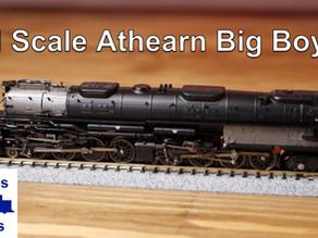 Athearn Big Boy!