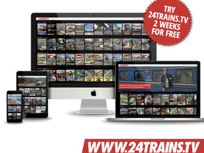 Steve's Trains on 24Trains.tv
