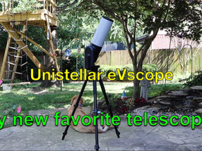 The Unistellar eVscope