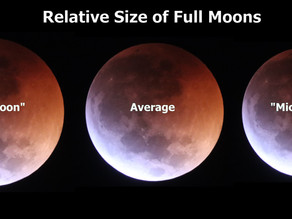Are all these super moons unusual?