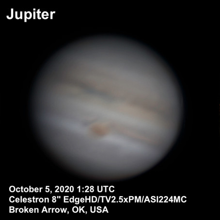 2020 Jupiter Imagery
