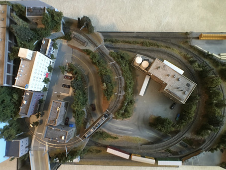 2' x 3' N Scale Mini Layout