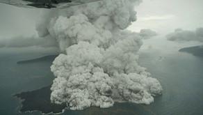 Anak Kratatau Eruption and Tsunami