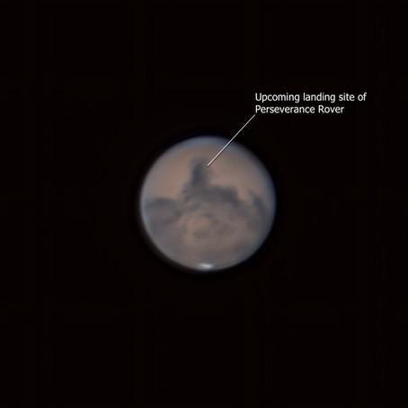 2020 Mars Imagery