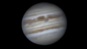 Jupiter and Saturn June 1, 2020