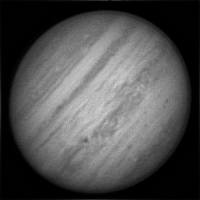 First Attempt at IR Imaging
