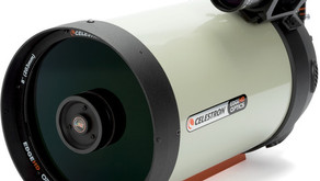"""Quick Review of the Celestron 8"""" EdgeHD SCT Telescope"""