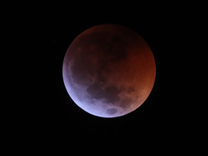 January 2019 Total Lunar Eclipse