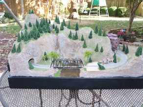 Colorado Loop: a 2x3 Foot N Scale Layout Preview