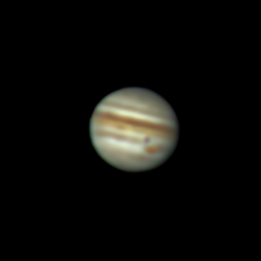 A Look at Jupiter and Saturn in the Televue 60 Refractor