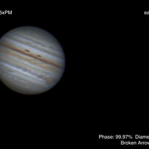 2021 Jupiter Imagery