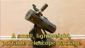 A Donation Telescope Package