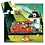 Thumbnail: Djeco Silhouette Puzzel Fire Truck