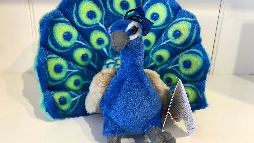 Wild Republic Mini Peacock