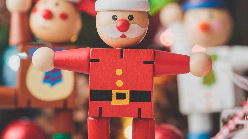 Christmas Flexi Figures