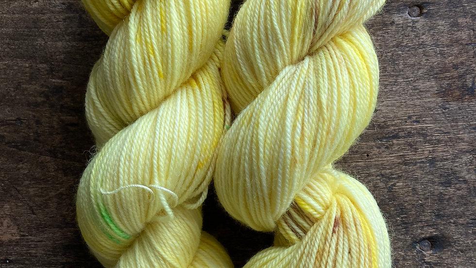 Double Knit Merino: Lemonade