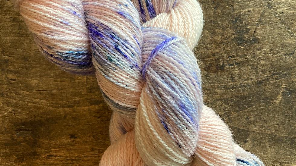 Sock Weight BFL Superwash/Nylon: Viola
